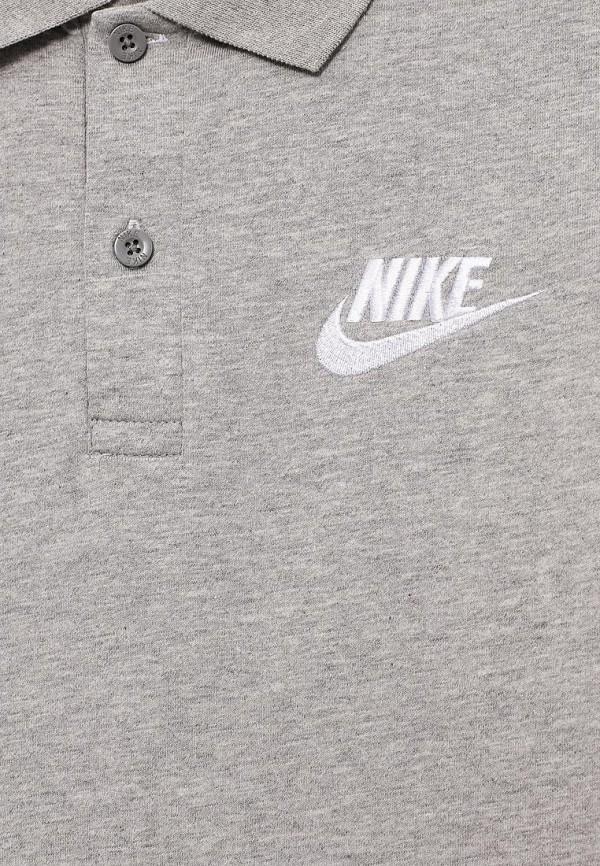 Поло для мальчика Nike 826437-064 Фото 3