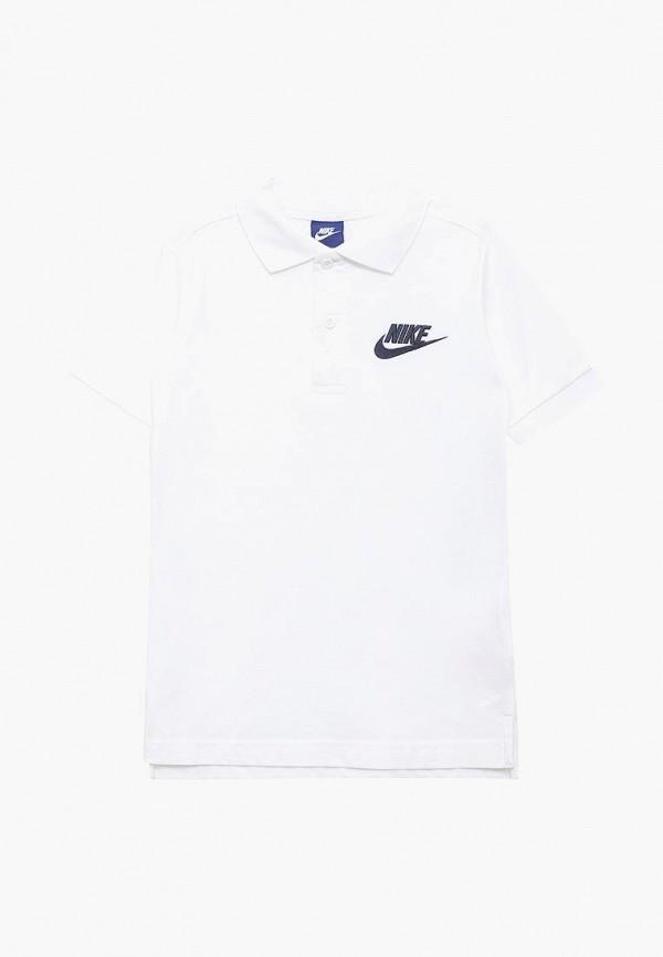 Поло для мальчика Nike 826437-100