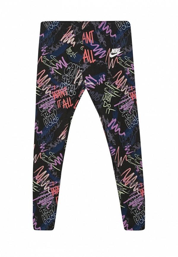 Леггинсы для девочки Nike 890277-010