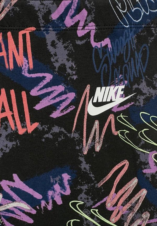 Леггинсы для девочки Nike 890277-010 Фото 3