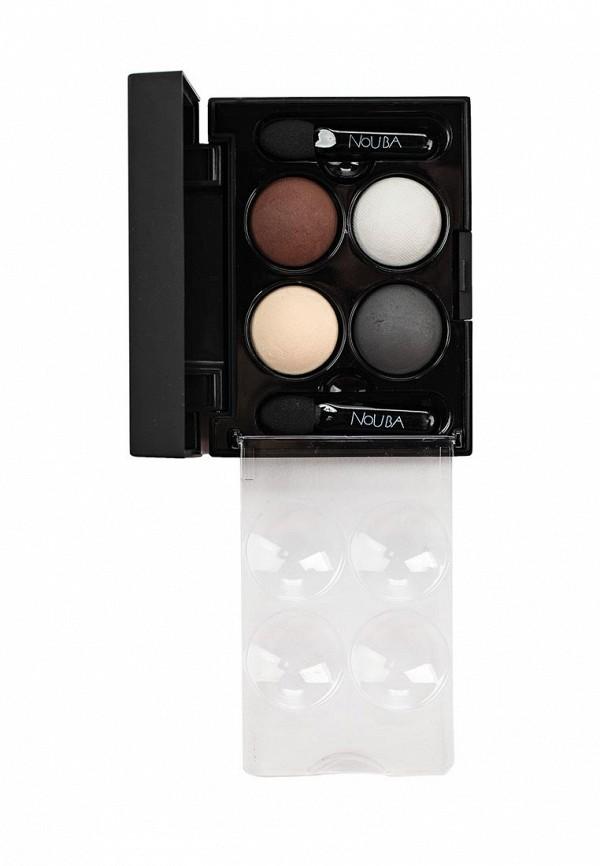 Тени Nouba Кватро Quattro Eyeshadow Mat 642 2,4 г