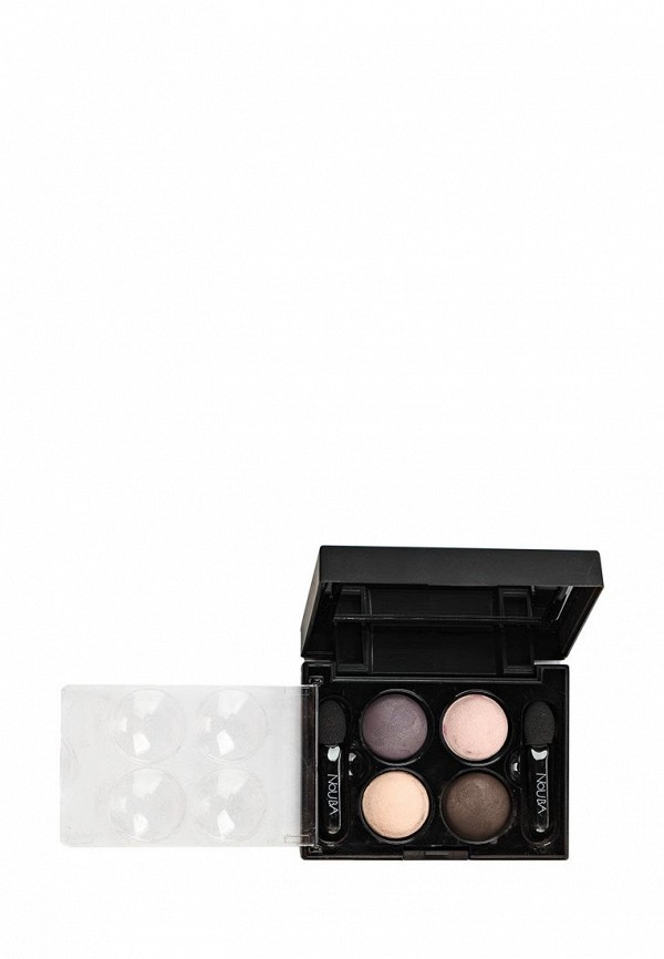 Тени для век Nouba Кватро Quattro Eyeshadows 633 2,4 г