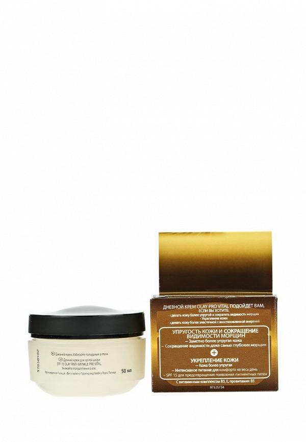 Крем дневной Olay Anti-Wrinkle дневной Pro Vital SPF 15, 50 мл