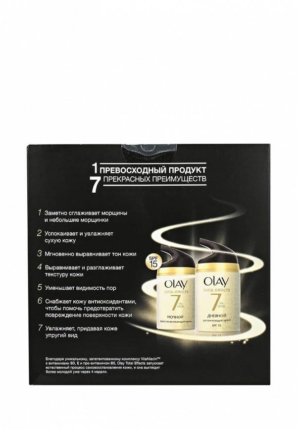 Крем Olay Подарочный Total Effects 7 в 1 Крем антивозрастной Увлажняющий 50 мл, Крем ночной 50 мл