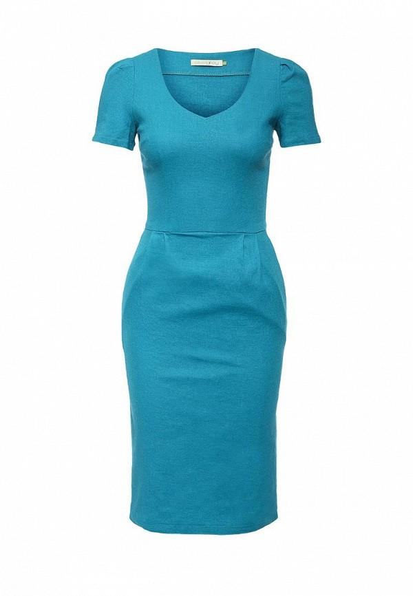 Летнее платье Olivegrey Pl000110L(moly)