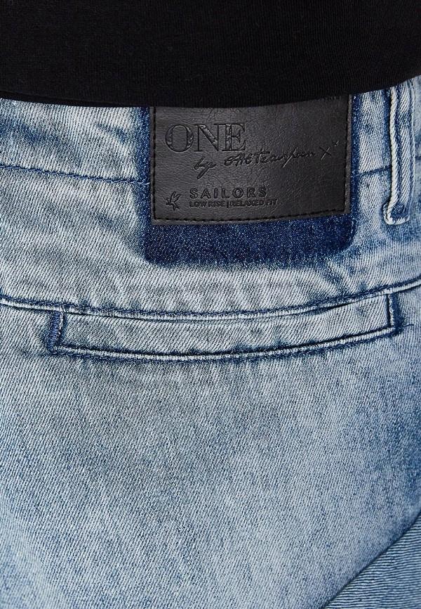 Шорты джинсовые One Teaspoon 20093 Фото 4