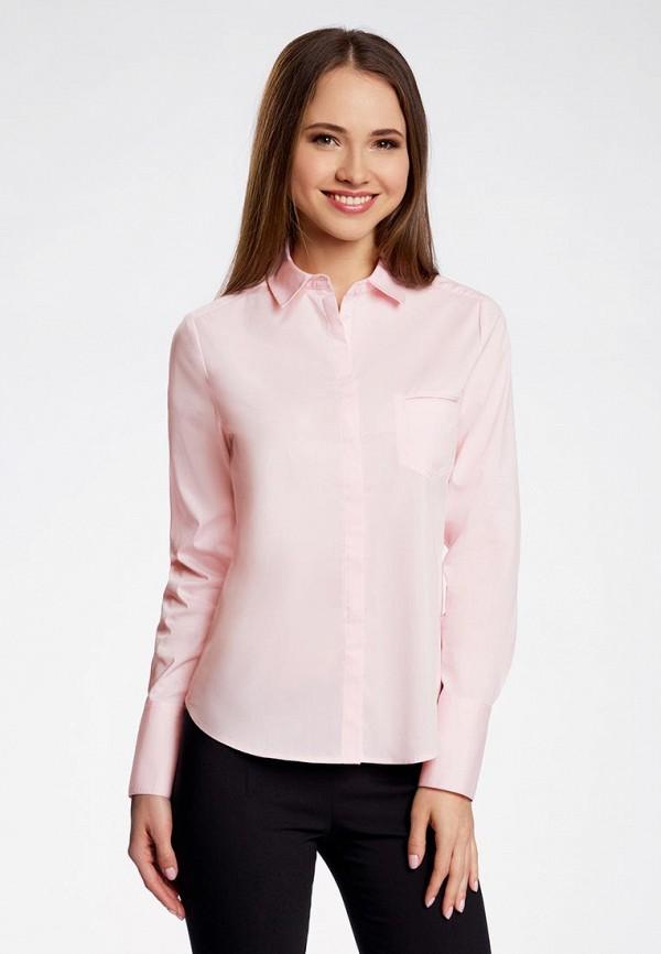 Рубашка oodji 11406013/18693/4000N