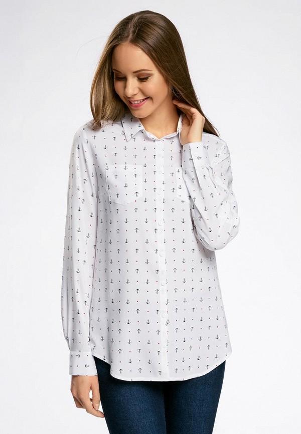 Рубашка oodji 11400355-3B/14897/1029Q