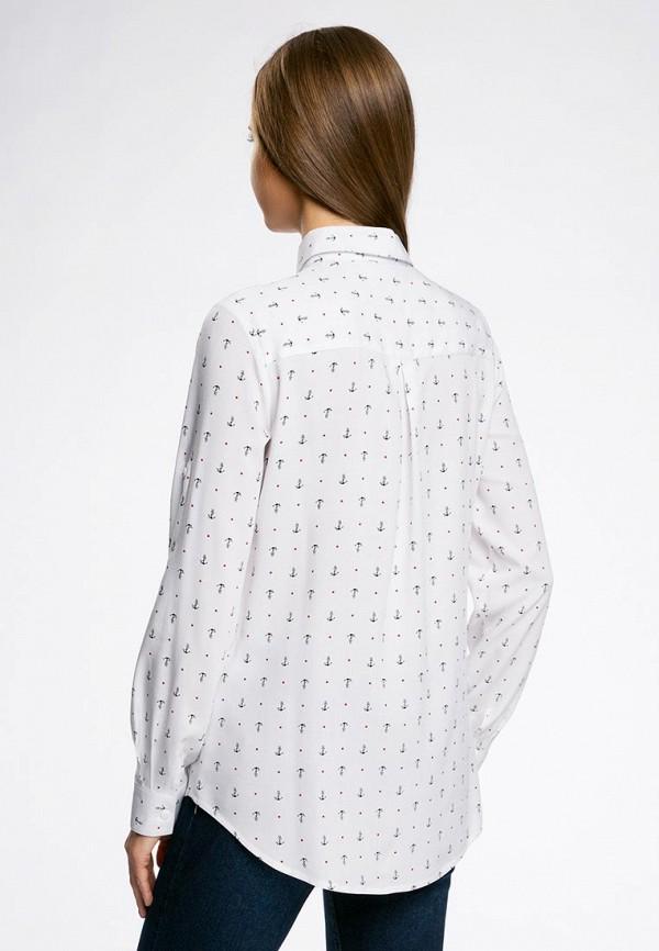 Рубашка oodji 11400355-3B/14897/1029Q Фото 3
