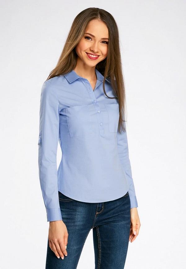 Рубашка oodji 11403222B/42468/7000N