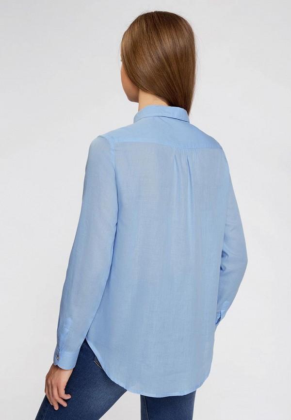 Рубашка oodji 11411101B/45561/7001N Фото 3