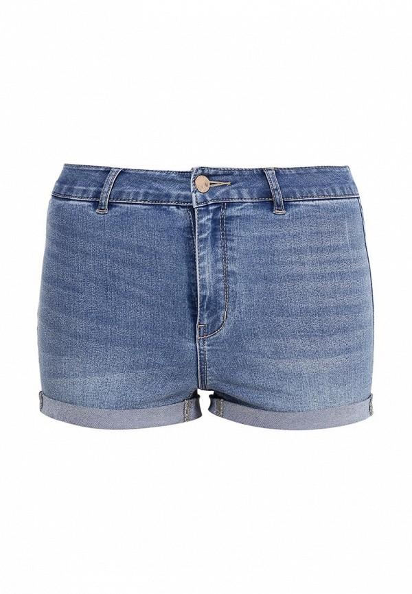 Шорты джинсовые oodji 12807076-1B/45877/7500W