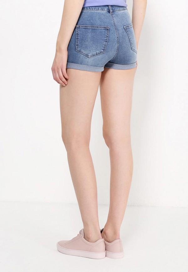 Шорты джинсовые oodji 12807076-1B/45877/7500W Фото 4