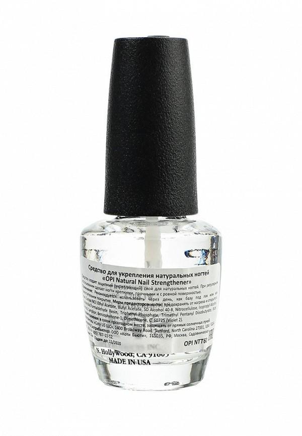 Средство для укрепления ногтей O.P.I Natural Nail Strengthener, 15 мл
