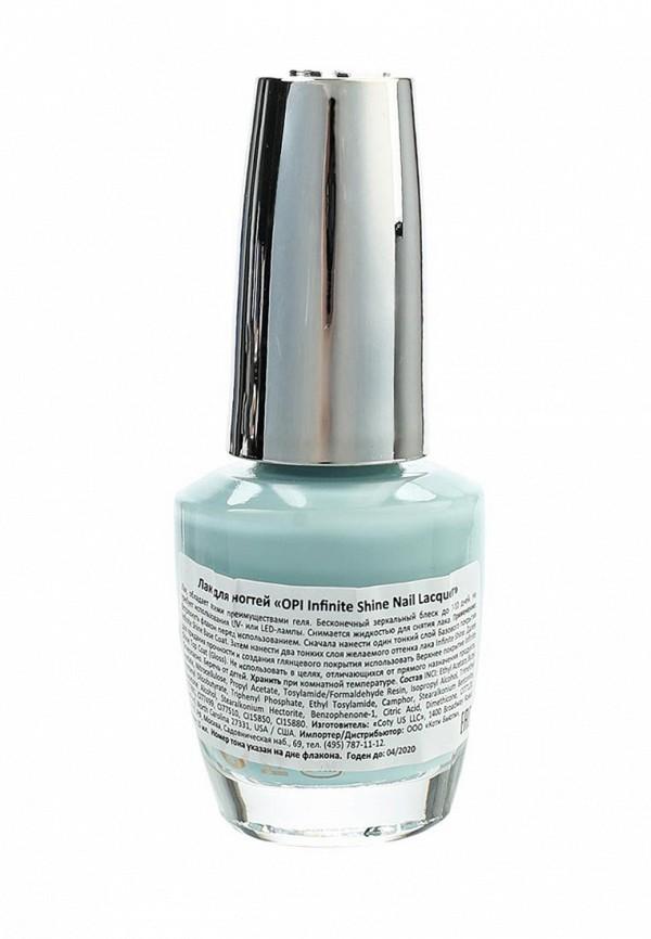 Лак для ногтей O.P.I Infinite Shine Eternally Turquoise, 15 мл