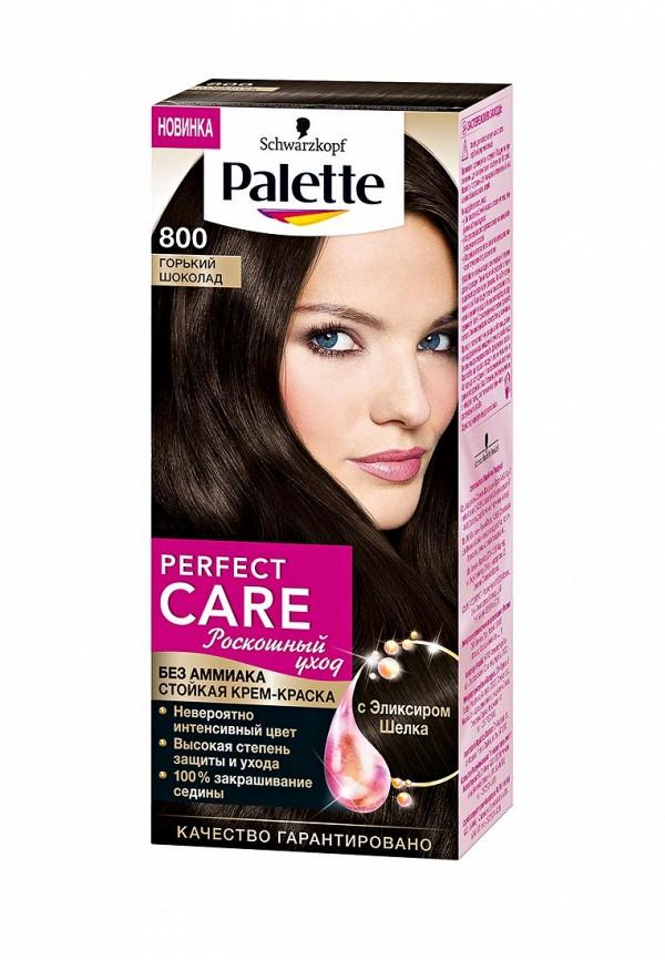 Крем-краска Palette PERFECT CARE 800 Горький шоколад, 110 мл