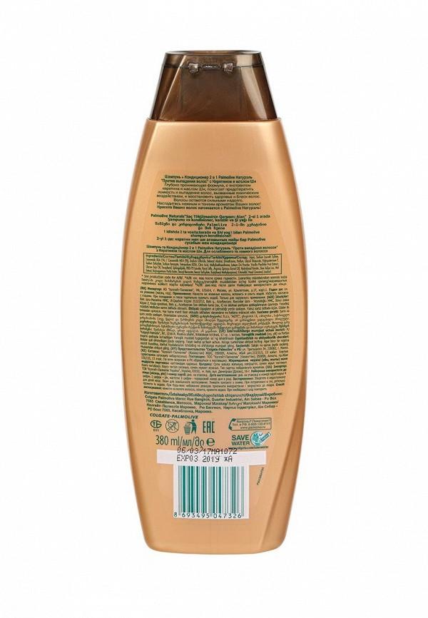 Шампунь Palmolive 2 в 1 Против выпадения волос, 380 мл