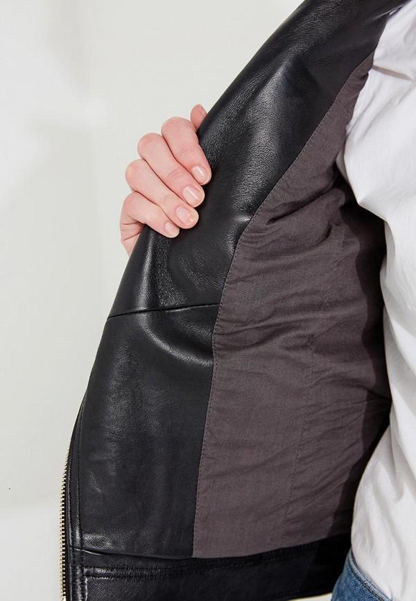 Куртка кожаная Pennyblack 34419918 Фото 4