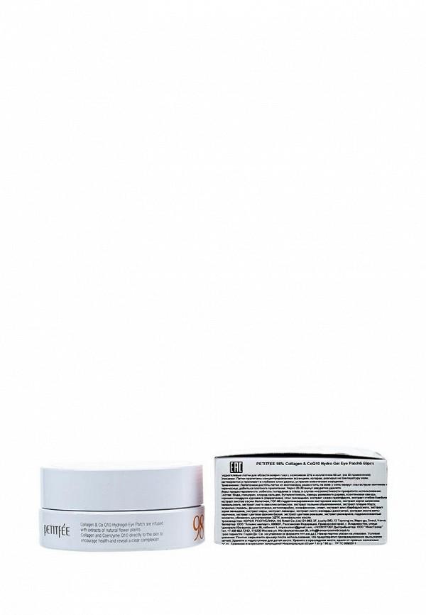 Патчи Petitfee под глаза с коэнзимом Q10 и 98% содержанием коллагена, 60 шт