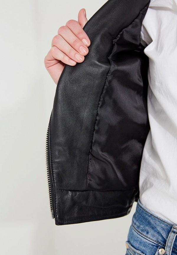 Куртка кожаная Pinko 1G1314-Z14K Фото 4