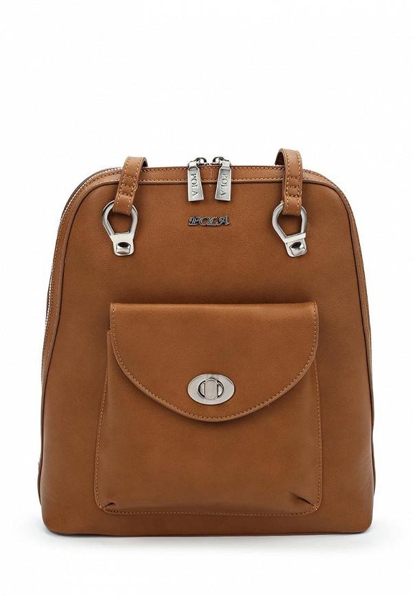 Рюкзак Pola 68307 Brown