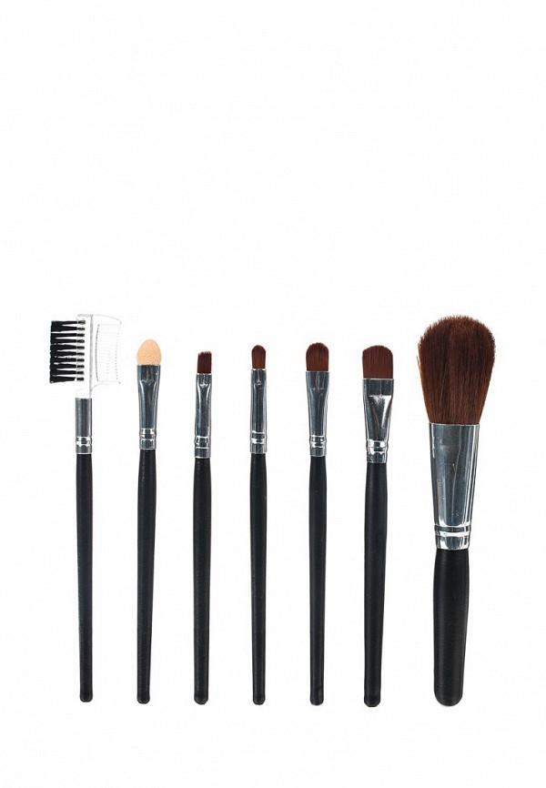 Набор кистей для макияжа Posh профессиональные 6ШТ (голубой)