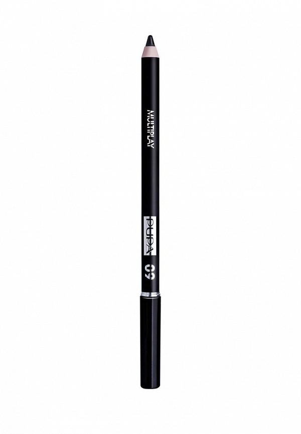 Карандаш для глаз Pupa с аппликатором Multiplay Eye Pencil, 09