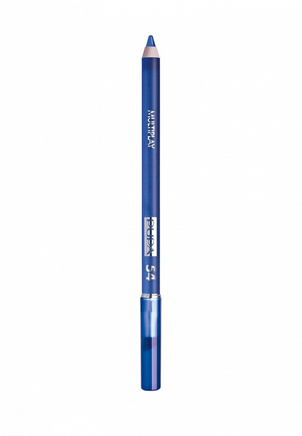 Карандаш Pupa для век с аппликатором Multiplay Eye Pencil, 54 Индиго синий
