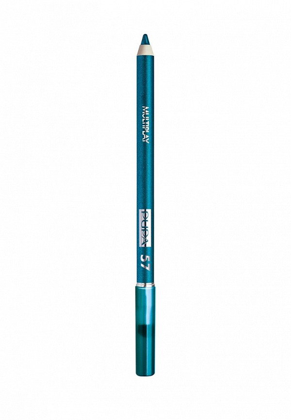 Карандаш для глаз Pupa с аппликатором Multiplay Eye Pencil, 57 Бензиновый синий