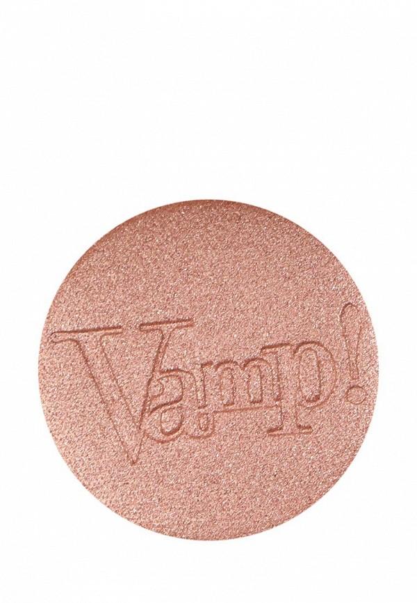 Тени Pupa VAMP! т.201 сладкий амариллис металлический