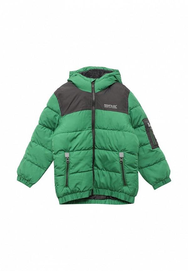 Куртка для мальчика утепленная Regatta RKN069