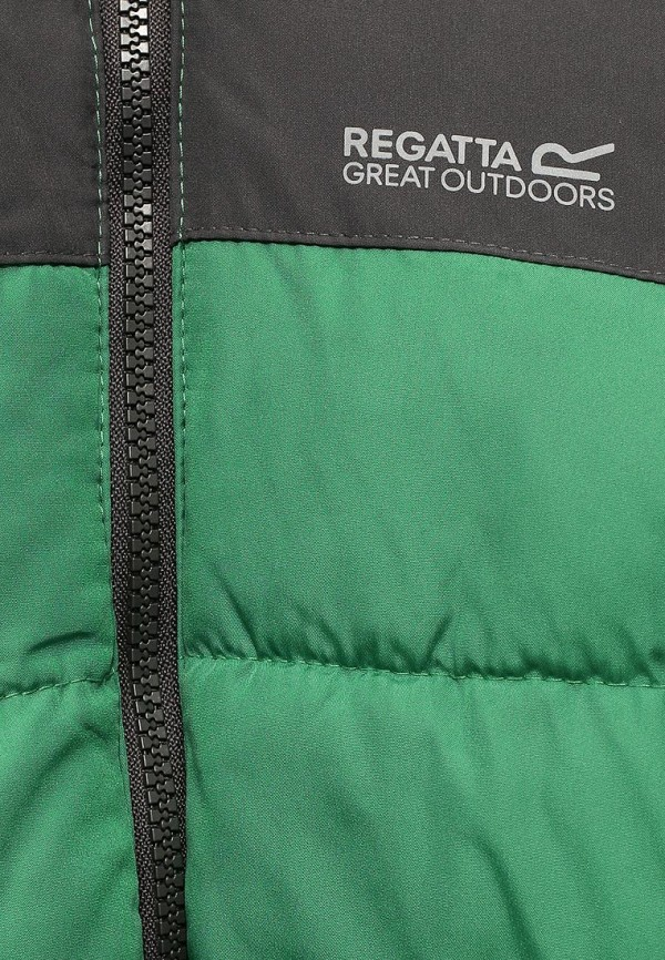 Куртка для мальчика утепленная Regatta RKN069 Фото 3