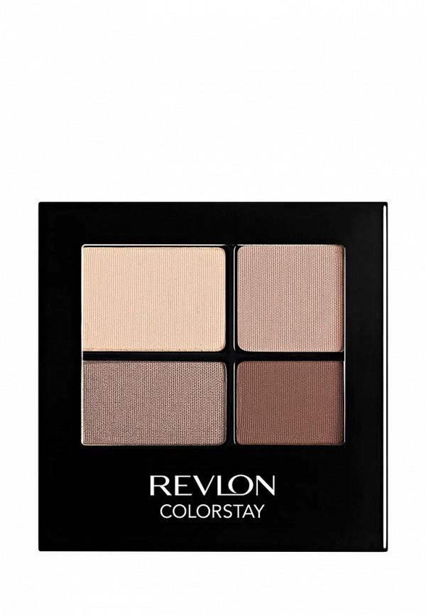 Тени для век Revlon Четырехцветные Colorstay Eye16 Hour Eye Shadow Quad Addictive 500