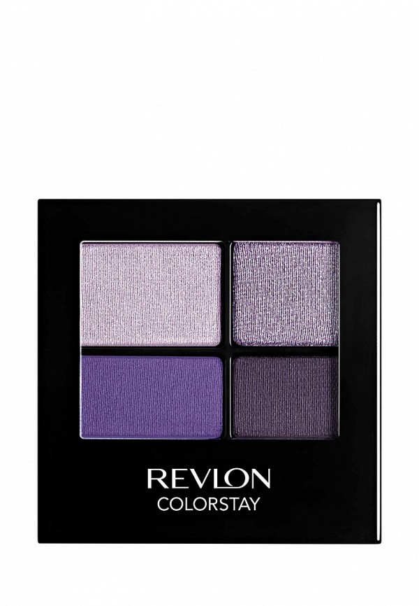 Тени для век Revlon Четырехцветные Colorstay Eye16 Hour Eye Shadow Quad Seductive 530