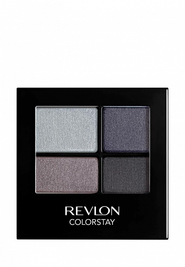 Тени для век Revlon Четырехцветные Colorstay Eye16 Hour Eye Shadow Quad Siren 525