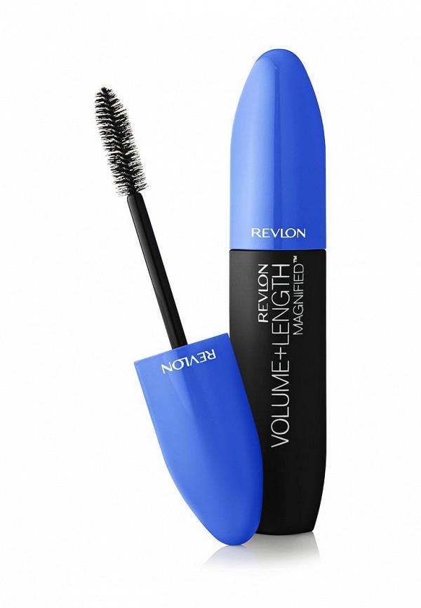 Тушь для ресниц Revlon Объем+длина Водостойкая Mascara Volume+Length Magnified Wp Blackest black 351