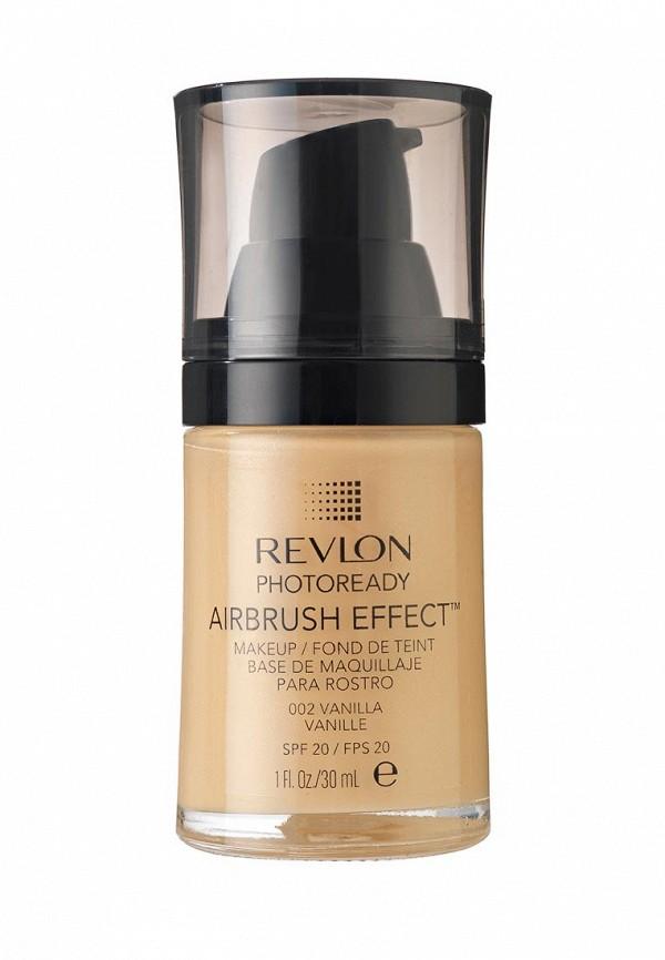 Тональный крем Revlon Photoready Airbrush Effect Makeup Vanilla 002