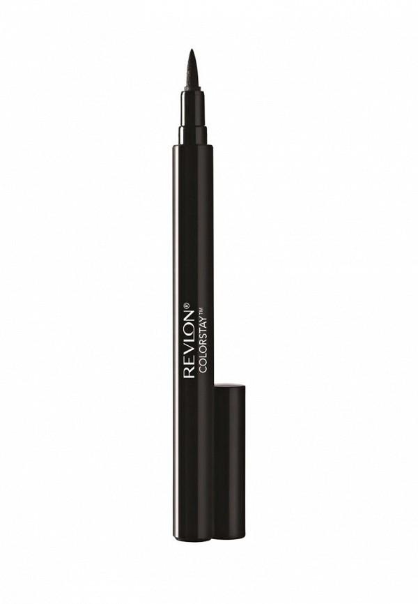 Подводка для глаз Revlon фломастер Colorstay Liquid Eye Pen Blackest black 003