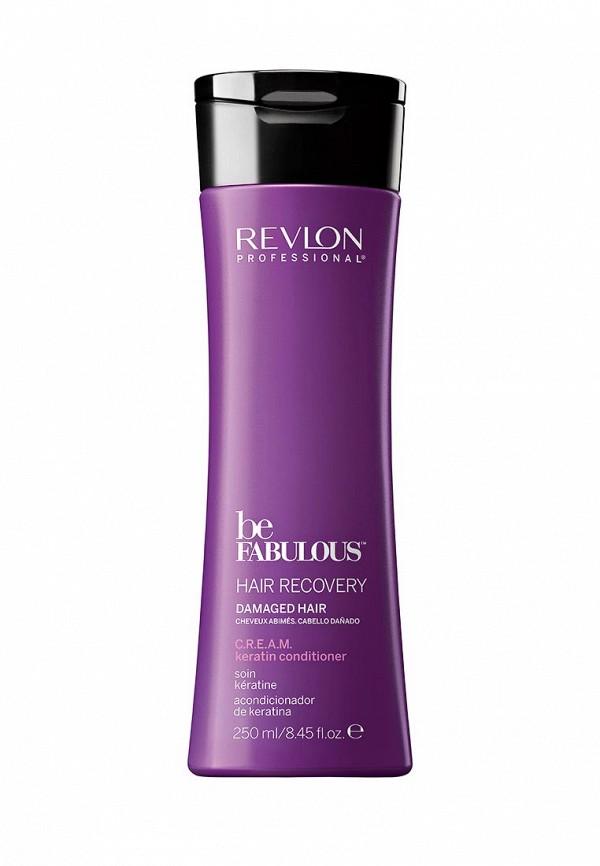 Кондиционер для волос Revlon Professional C.R.E.A.M. очищающий с кератином BE FABULOUS 250 мл