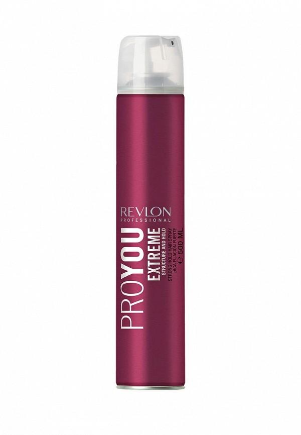 Лак для волос Revlon Professional сильной фиксации Pro you extreme 500 мл