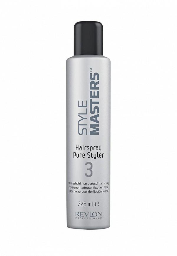 Лак для волос Revlon Professional неаэрозольный сильной фиксации Style masters 325 мл