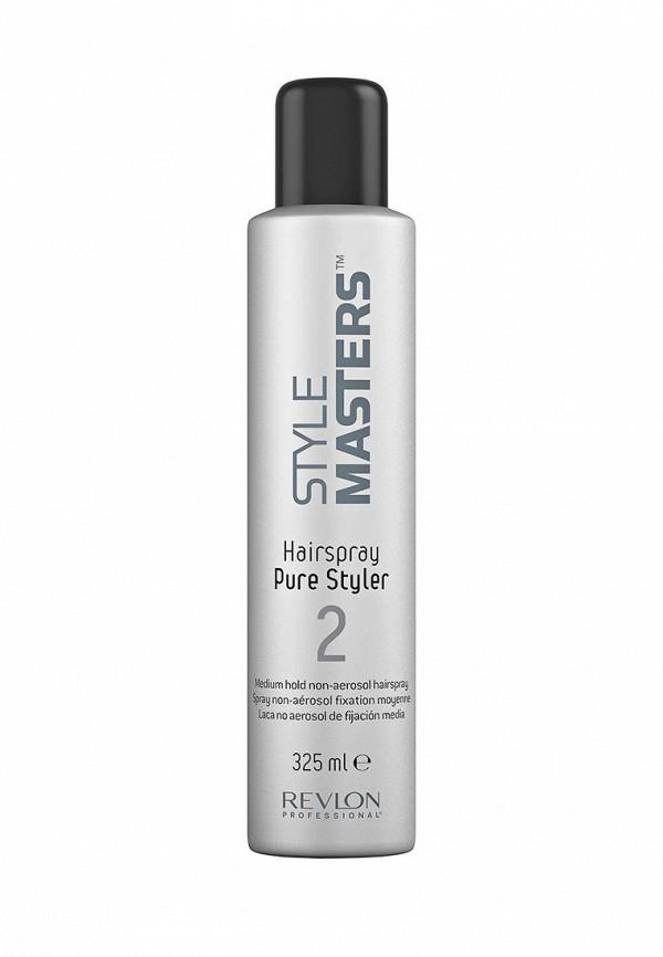 Лак для волос Revlon Professional неаэрозольный средней фиксации Style masters 325 мл