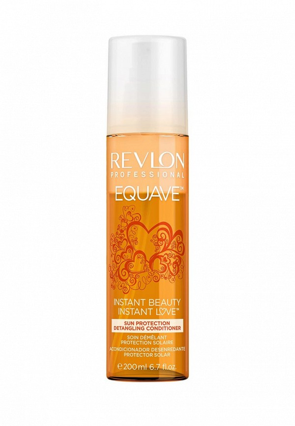 Кондиционер для волос Revlon Professional Несмываемый 2-х фазный мгновенного действия для защиты от солнца 200 мл