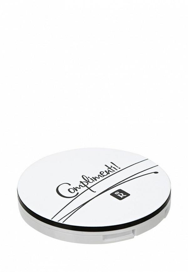 Пудра Relouis компактная матирующая Complimenti, тон 01 фарфоровая кожа