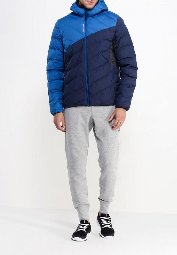 Утепленная куртка Reebok (Рибок) AC2762: изображение 7