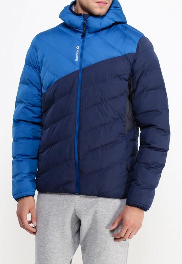 Утепленная куртка Reebok (Рибок) AC2762: изображение 8
