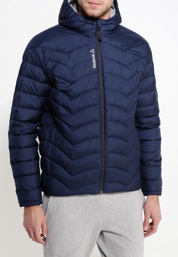 Утепленная куртка Reebok (Рибок) AX8998: изображение 8