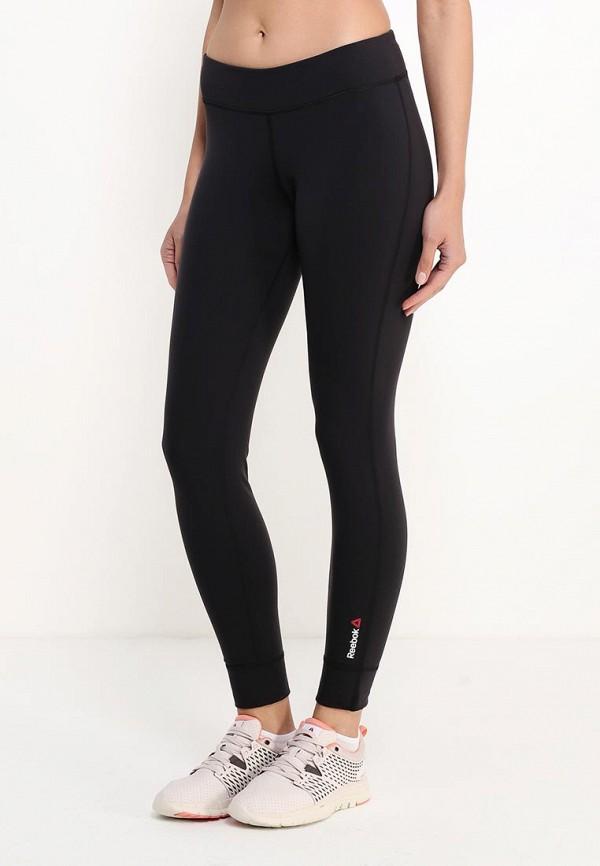 Женские спортивные брюки Reebok (Рибок) AJ0678: изображение 5