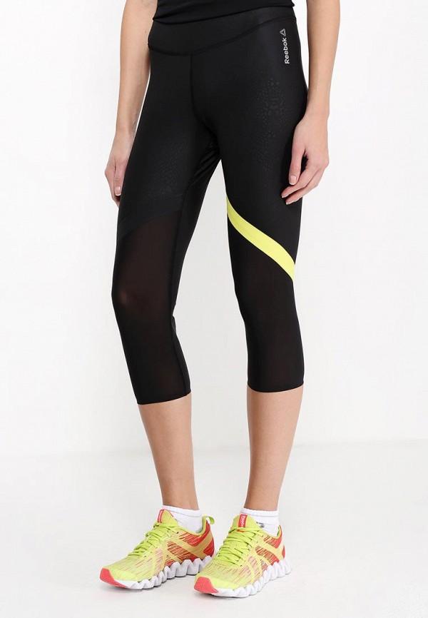 Женские спортивные брюки Reebok (Рибок) AY0899: изображение 7