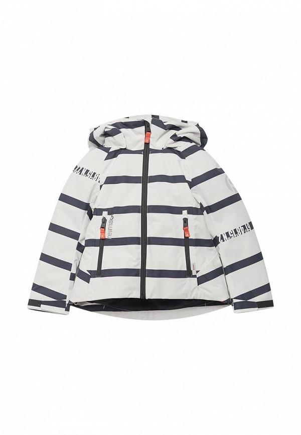 Куртка для девочки утепленная Reima 531322R-0101